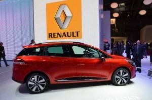 Renault Clio IV estate
