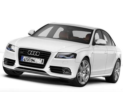 Audi : le changement