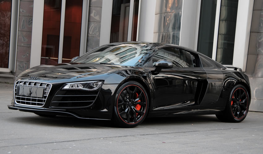 Anderson Germany Audi R8 Black Edition