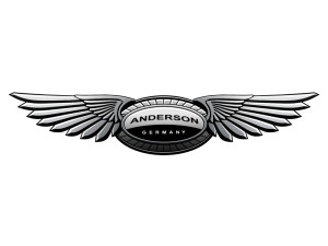 Logo Anderson Germany préparateur automobile