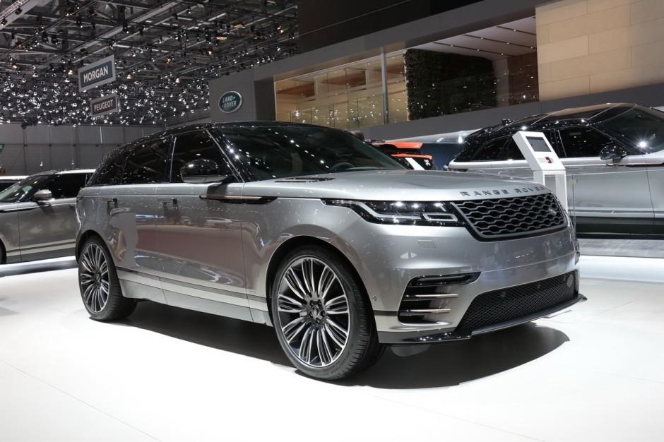 Voiture Land Rover Range Rover Velar