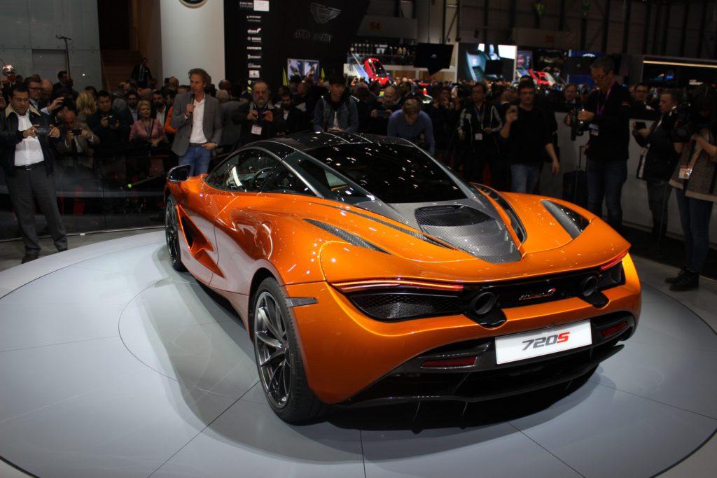 Voiture McLaren 720S 2