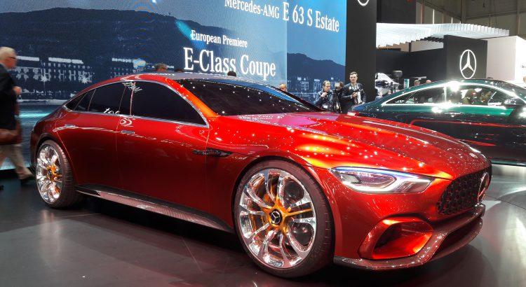 Voiture Mercedes-AMG GT Concept 2