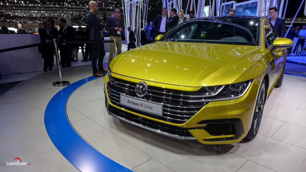 Voiture Volkswagen Arteon