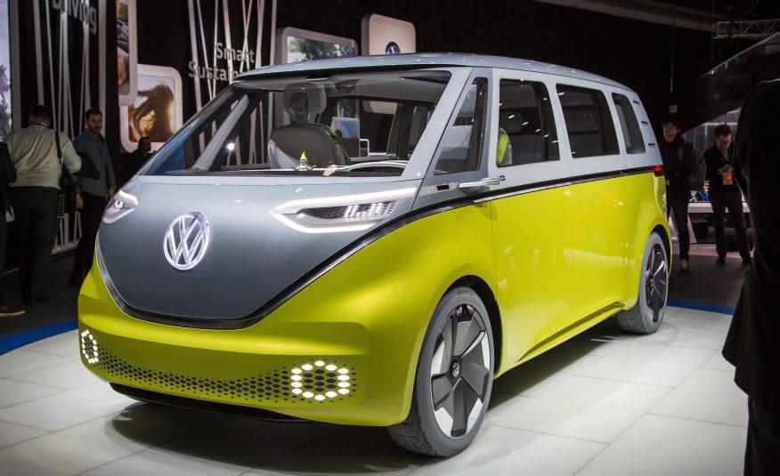 Voiture Volkswagen ID Buzz Concept
