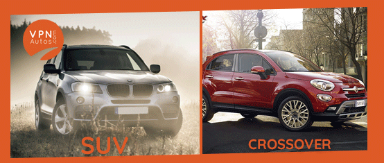 Différence SUV/Crossover