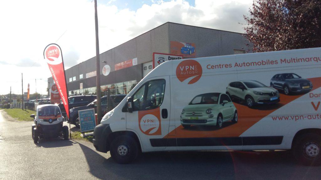 Ouverture VPN Autos Amiens