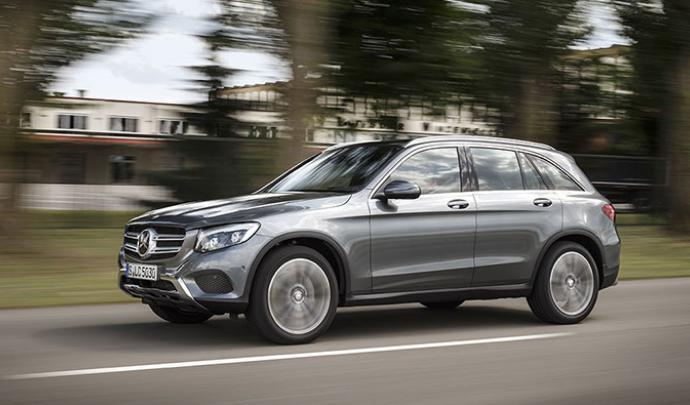SUV Mercedes GLC