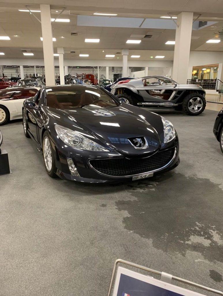 Musée de l'Aventure Peugeot - Concept