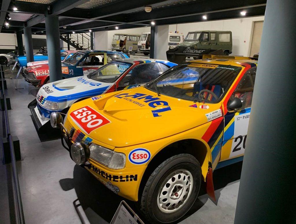 Musée de l'Aventure Peugeot - Modèles anciens