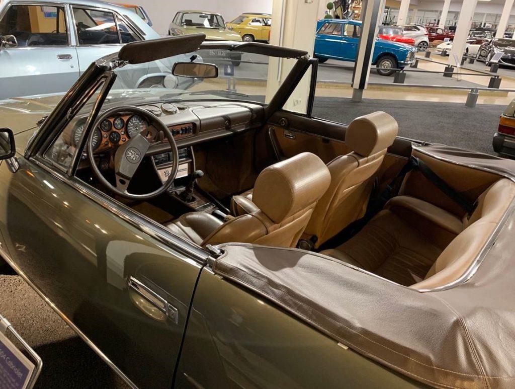 Peugeot cabriolet ancienne