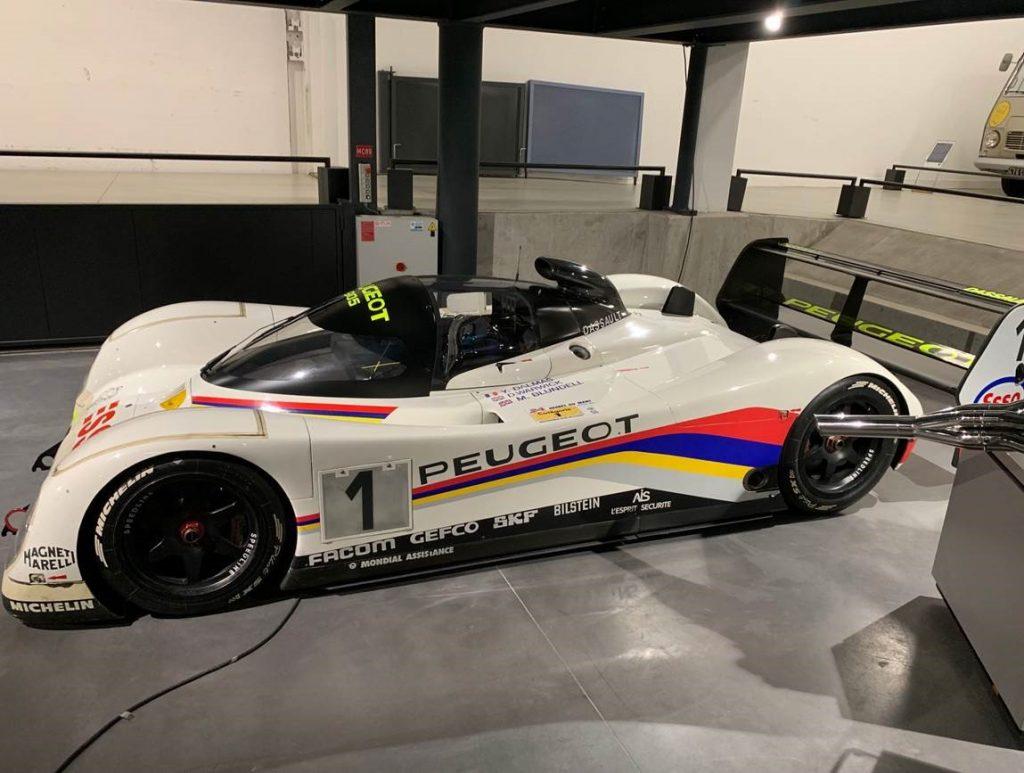 Peugeot 24H du Mans
