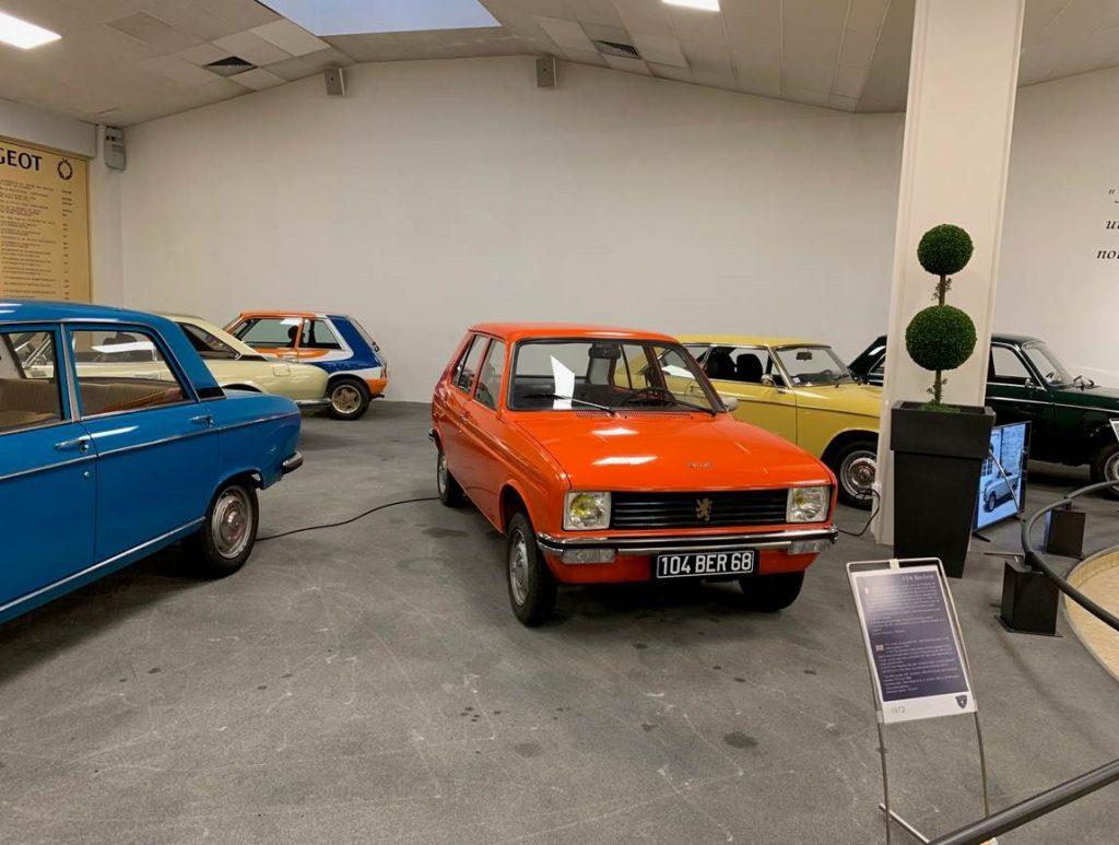 Peugeot - Musée de l'Aventure Peugeot