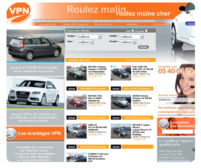 Site internet VPN Bordeaux
