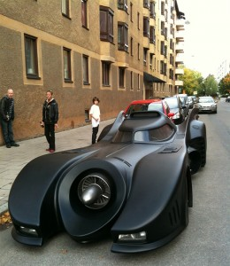 Réplique Batmobile