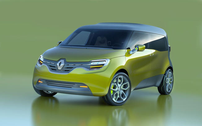 Le concept-car Frendzy