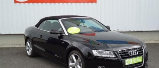 Audi A5 cabriolet 2l TDI DPF S-Line