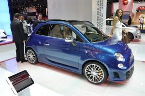 Abarth 500 Cabrio Italia - VPN distributeur automobile multimarques a prix mandataire - Aquitaine, Bordeaux, Toulouse, Agen, Muret