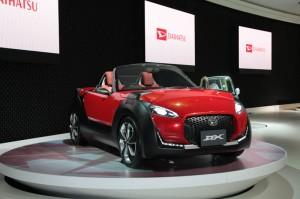 Daihatsu D-X - VPN distributeur automobile multimarques a prix mandataire - Aquitaine, Bordeaux, Toulouse, Agen, Muret et Angers