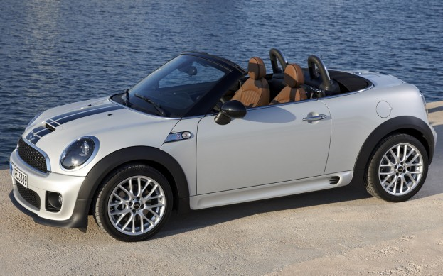 les voitures auto tuning 2012 mini cooper s roadster. Black Bedroom Furniture Sets. Home Design Ideas