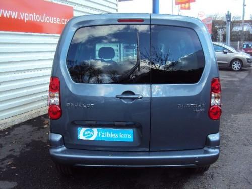 Peugeot Partner TEPEE Offre du mois de Février 2012