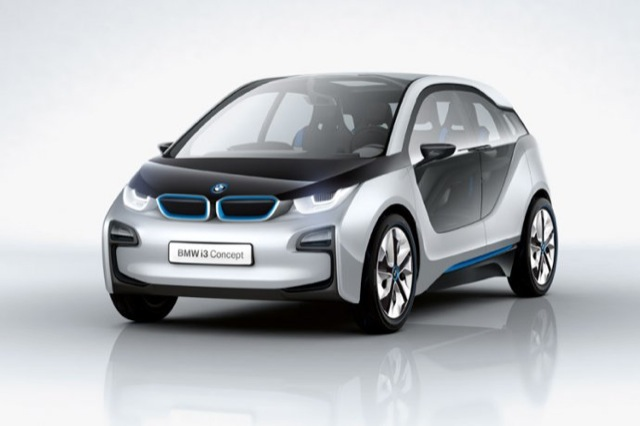 BMW i3 la berline électrique futuriste - vpn autos