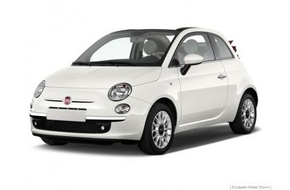 Fiat 500 lounge 1.2 nacré
