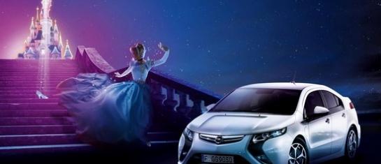 Disney Opel Ampera
