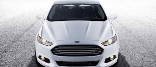 Ford Fusion plus belle voiture de l'année 2013
