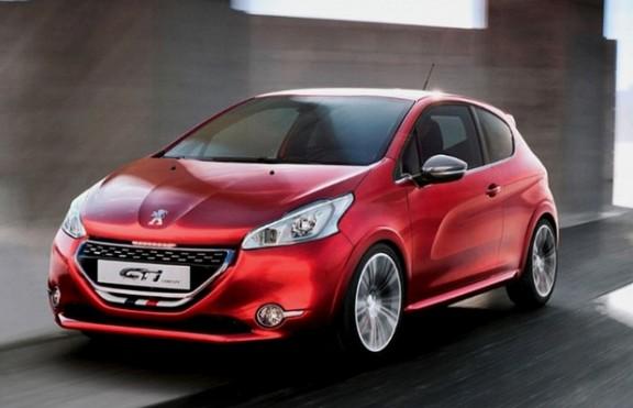 208-gti, nominée pour la plus belle voiture de l'année 2012 - VPN centre automobile multimarques à Bordeaux
