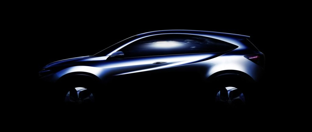 Honda Urban SUV Concept - VPN autos