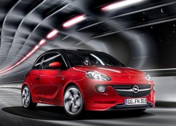 Opel-Adam nominée pour la plus belle voiture de l'année 2012 - VPN centre automobile multimarques en Vendée