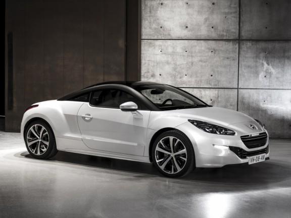 Nouvelle Peugeot RCZ 2013 - VPN Autos