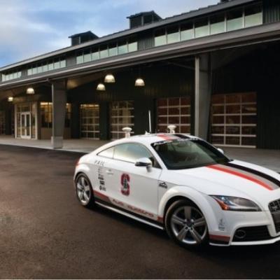 Voitures sans conducteur Audi