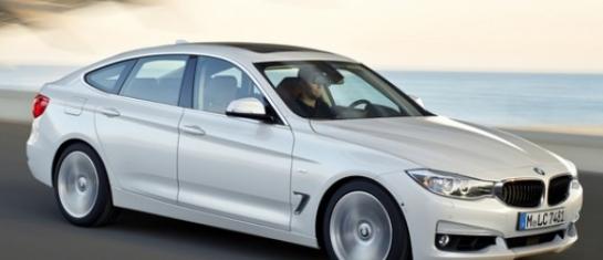 BMW Série 3 GT