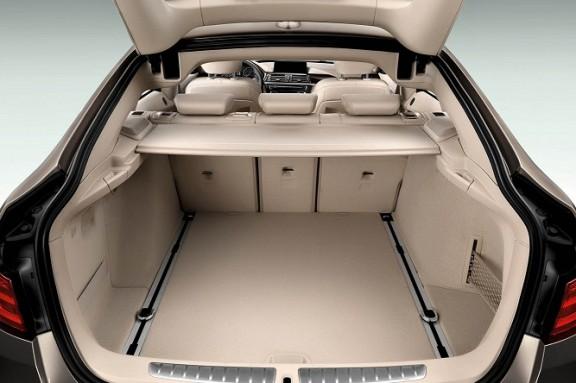 BMW Série 3 GT coffre