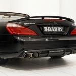 Face arrière de la Brabus - VPN Autos