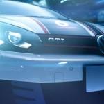 Face avant de la nouvelle Golf VII GTi