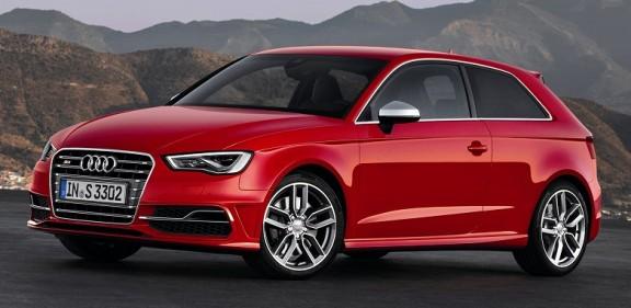 Audi S3, concurrente de la future Golf VII R