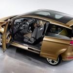 Maxi ouverture latérale pour le Ford B-Max