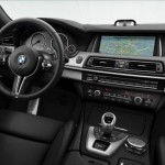 Spyshots - Intérieur de la BMW M5 2014 sur le configurateur du constructeur allemand