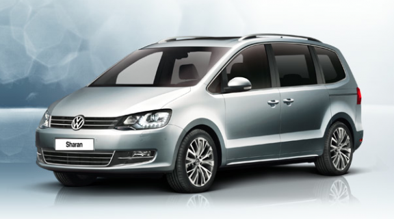 volkswagen sharan un monospace familial haute technologie. Black Bedroom Furniture Sets. Home Design Ideas