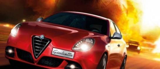 Alfa Romeo Giulietta, éditon limitée Fats & Furious