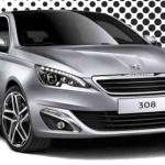 Peugeot 308, nouveau look