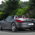 Porsche Boxster MK3 par Schmidt Revolution : vue arrière