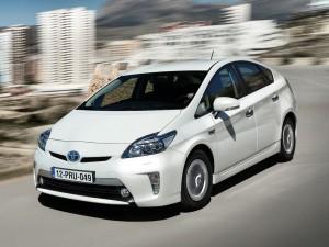 Découvrez la Toyota Prius
