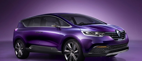 Renault initiale Paris Concept photo