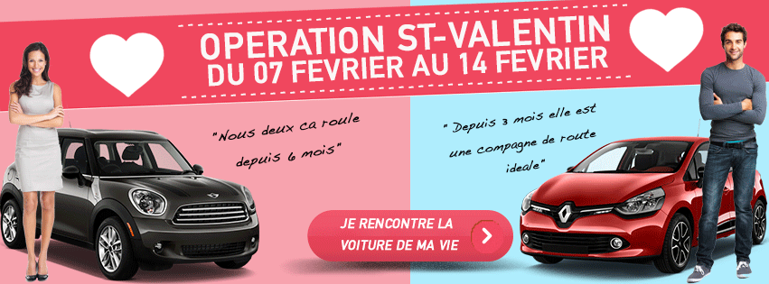 promotion voiture 35 sp ciale st valentin chez vpn autos. Black Bedroom Furniture Sets. Home Design Ideas
