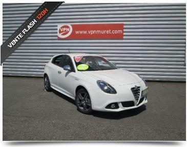 Alfa Romeo Giulietta Giulietta 2.0 JTDm 150ch Trofeo Stop&Start