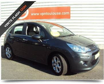 Citroen C3 1.6 E-HDI90 AIRDREAM EXCLUSIVE